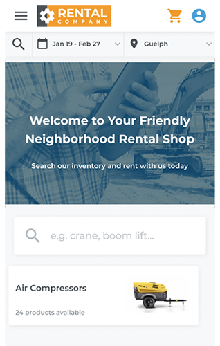 GateWay-ecommerce-rental-platform